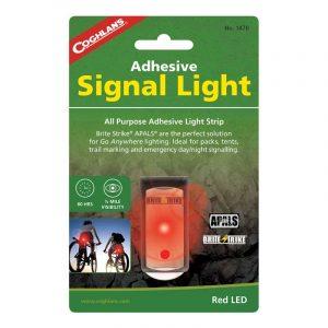 Đèn báo hiệu Coghlans Adhesive Signal Light - Red