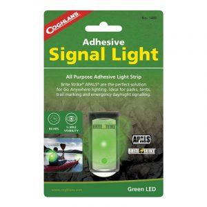 Đèn báo hiệu Coghlans Adhesive Signal Light - Green