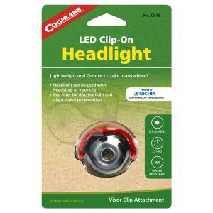 Đèn đội đầu Coghlans Led Clip-On Headlight