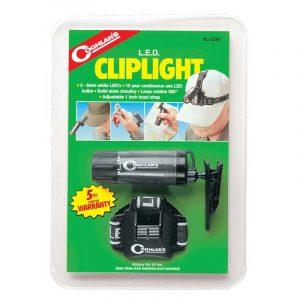 Đèn kẹp đội đầu Coghlans Led Cliplight
