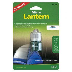 Đèn lồng mini Coghlans Micro Lantern LED