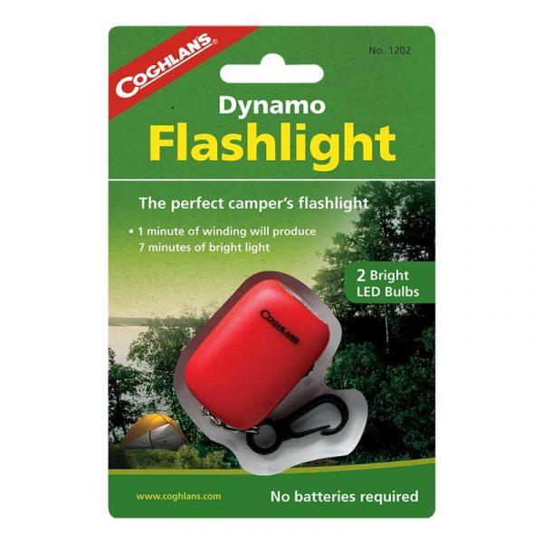 Đèn sạc tay Coghlans Dynamo Flashlight