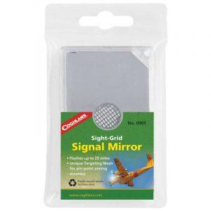 Gương tín hiệu Coghlans Sight Grid Signal Mirror