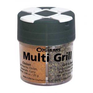 Hộp gia vị nướng Coghlans Multi-Grill Shaker