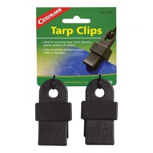 Kẹp bạt tăng lều Coghlans Tarp Clips (Maxi Clip)