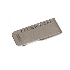 Kẹp tiền Vargo Titanium Money Clip