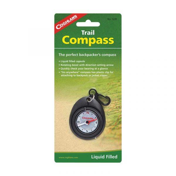 La bàn Coghlans Trail Compass