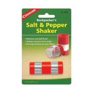 Lọ muối tiêu Coghlans Backpacker's Salt-Pepper Shaker