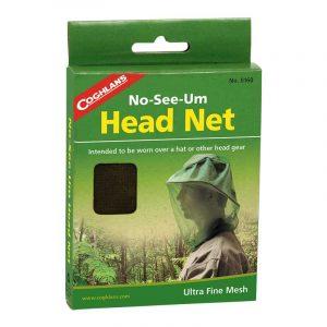 Lưới trùm đầu Coghlans No-see-um Head Net