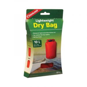 Túi khô Coghlans Lightweight Dry Bag 10L - Red