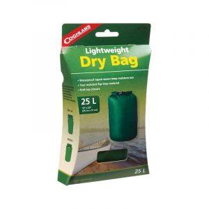 Túi khô Coghlans Lightweight Dry Bag 25L - Green