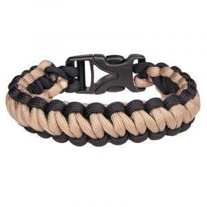 Vòng đeo tay sinh tồn Coghlans Paracord Bracelet