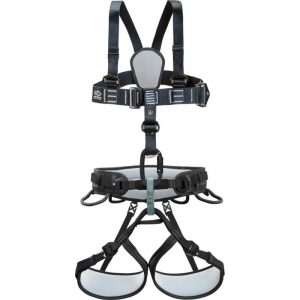 Đai bảo hộ Climbing Technology AIR ASCENT Harness - Black 7H15103AB