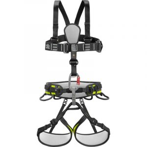 Đai bảo hộ Climbing Technology AIR ASCENT Harness - Yellow/Black 7H151CD02AA