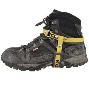 Khóa chân Kong FUTURA Foot Ascenders 87609F04DKK Rigt foot Grey