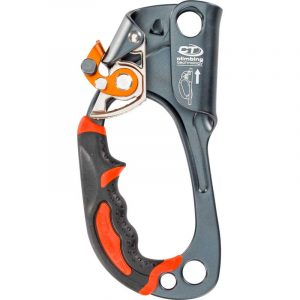 Khóa tay leo Climbing Technology QUICK'UP PLUS - Left Gray Open