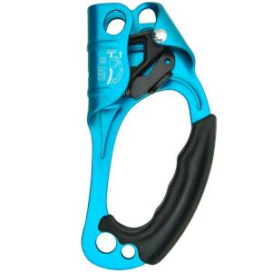 Khóa tay leo Kong LIFT Ascenders Rope Clamps 896B04D00KK Right/Cyan