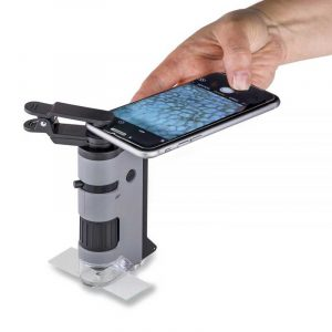 Kính hiển vi Carson MicroFlip 100-250x MP-250 - Sử dụng