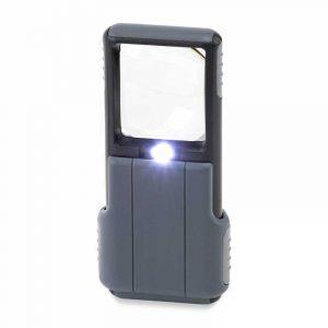 Kính lúp bỏ túi Carson MiniBrite 5x Magnifier