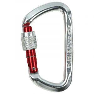Móc khóa Climbing Technology D-SHAPE SG Carabiner 2C47600XTN