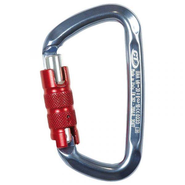 Móc khóa Climbing Technology D-SHAPE TG Carabiner 2C47700YRC