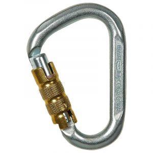 Móc khóa Climbing Technology SNAPPY STEEL TG Carabiner 3C4610A