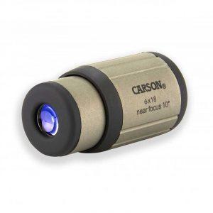 Ống nhòm Carson CloseUp 6x18mm Monocular