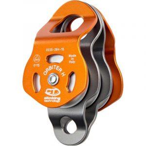Ròng rọc ba Climbing Technology ORBITER H Triple Pulley 2P667