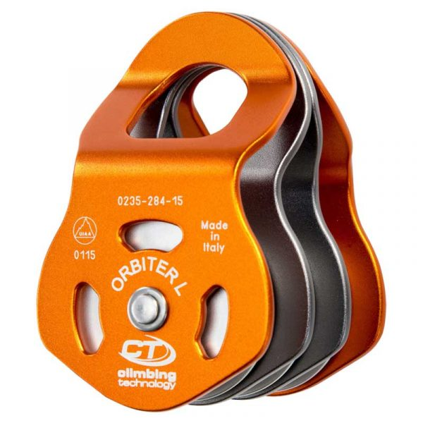 Ròng rọc ba Climbing Technology ORBITER L Triple Pulley 2P666