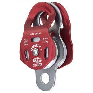 Ròng rọc đôi Climbing Technology ORBITER T Double Pulley 2P662 - Trước
