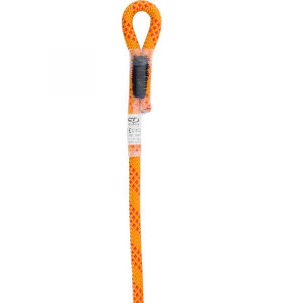 Dây an toàn Climbing Technology TEC STATIC PRO with end loops - Khâu 2 đầu dây