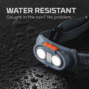 Đèn đội đầu Nebo Einstein 500 Lumens Headlamp - Waterproof