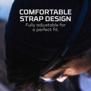 Đèn đội đầu Nebo Einstein 750 Lumens Headlamp - Comfortable Strap