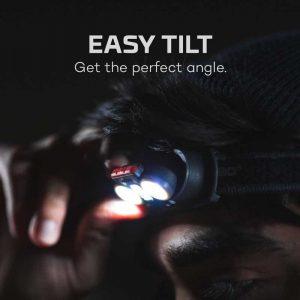 Đèn đội đầu Nebo Einstein 750 Lumens Headlamp - Easy Tilt