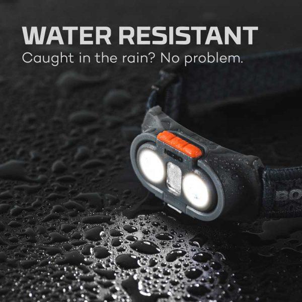 Đèn đội đầu Nebo Einstein 750 Lumens Headlamp - Water Resistant