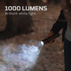 Đèn pin Nebo Newton 1000 Lumens AA Flashlights