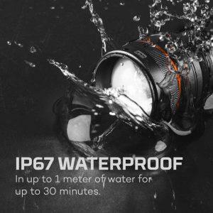 Đèn pin Nebo Newton 1000 Lumens AA Flashlights - WaterProof