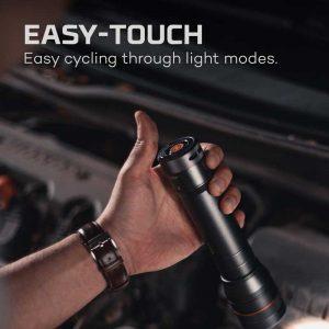 Đèn pin Nebo Newton 1500 Lumens AA Flashlights - Easy Touch