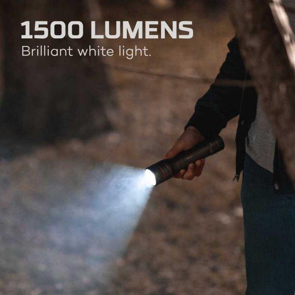 Đèn pin Nebo Newton 1500 Lumens AA Flashlights