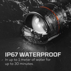 Đèn pin Nebo Newton 1500 Lumens AA Flashlights - Waterpoof