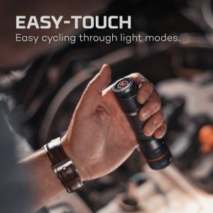 Đèn pin Nebo Newton 500 Lumens AAA Flashlights - Easy Touch