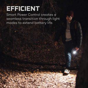 Đèn pin sạc Nebo Davinci 5000 Lumens Rechargeable - SPC