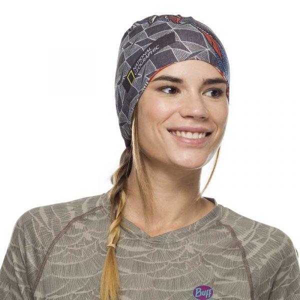 Khăn ống Buff National Geographic Coolnet UV+ Kitenge Multi Lifestyle