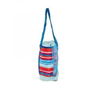 Túi giữ lạnh Igloo Dual Compartment Tote - Stripes