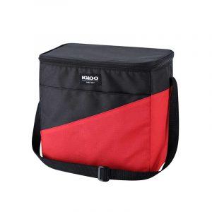Túi giữ lạnh Igloo HLC 12Lon có khay nhựa - Red