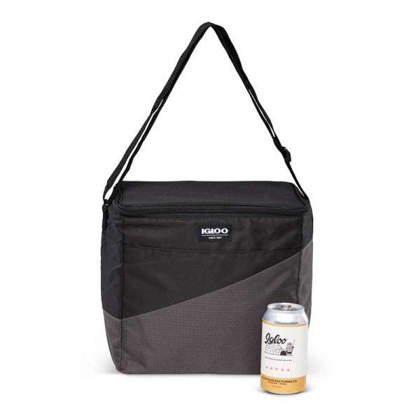 Túi giữ lạnh Igloo HLC 12Lon có khay nhựa - Black
