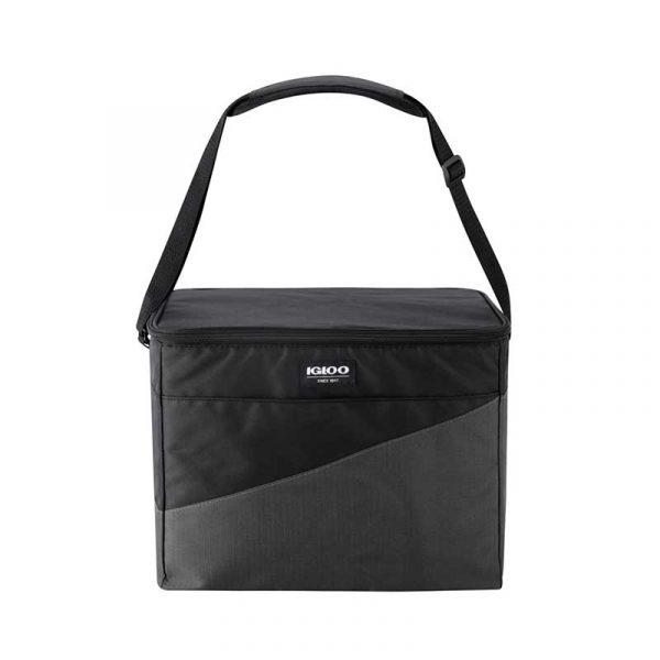 Túi giữ lạnh Igloo HLC 24lon có khay nhựa - Black